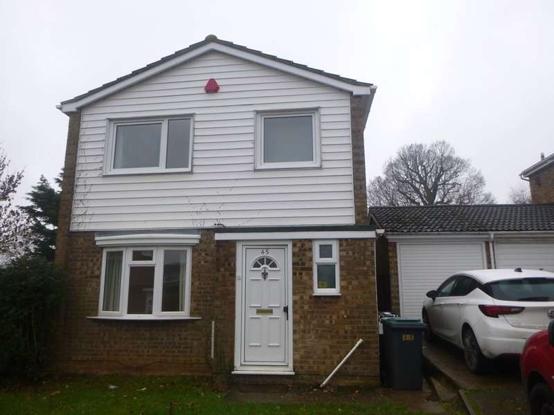 3 Bedrooms House for rent in Osprey Road, Flitwick, Bedford, MK45