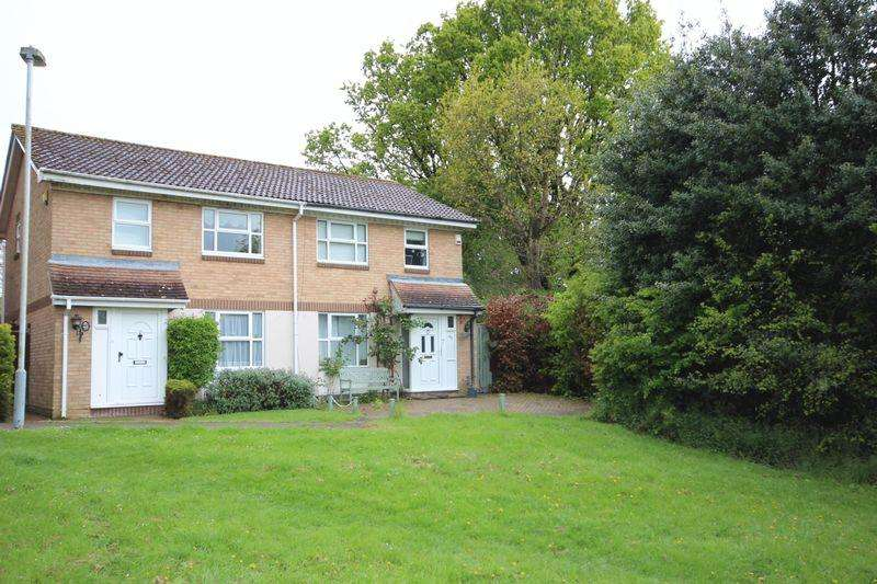 3 Bedrooms Semi Detached House for sale in Countryside views in Wigmore