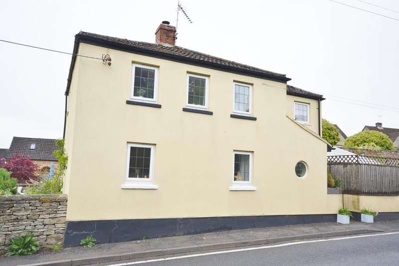 3 Bedrooms Detached House for sale in The Street, Stinchcombe, Dursley, GL11 6AP