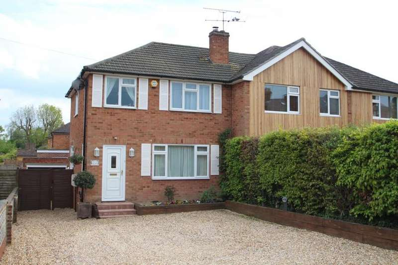 3 Bedrooms Semi Detached House for sale in Forest Road, Binfield, RG42