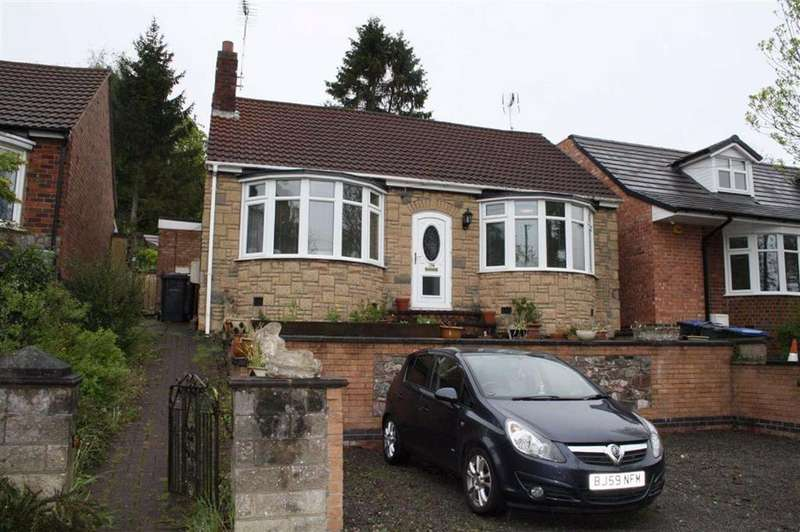 2 Bedrooms Detached Bungalow for sale in Markfield Road, Groby
