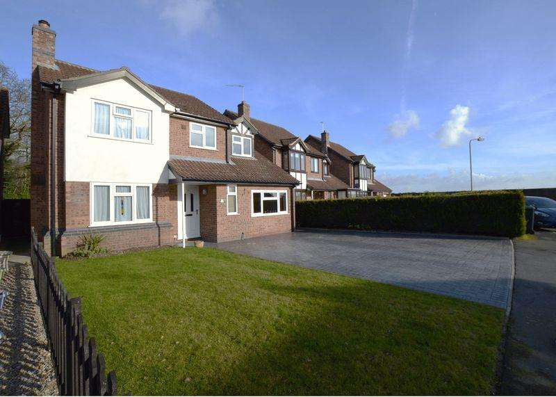 4 Bedrooms Detached House for sale in Pingle Close, Coningsby