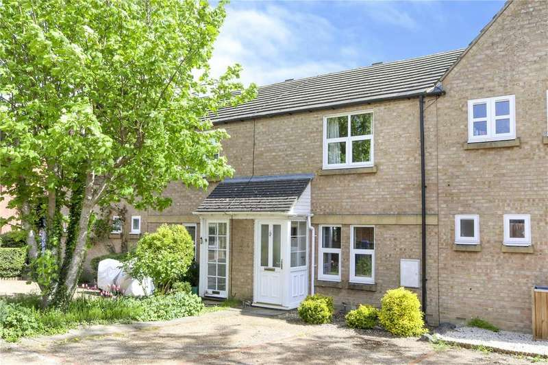 2 Bedrooms Terraced House for sale in Mallowdale Road, Forest Park, Bracknell, Berkshire, RG12