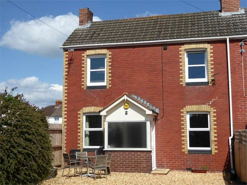 3 Bedrooms End Of Terrace House for sale in Severn View, Caldicot