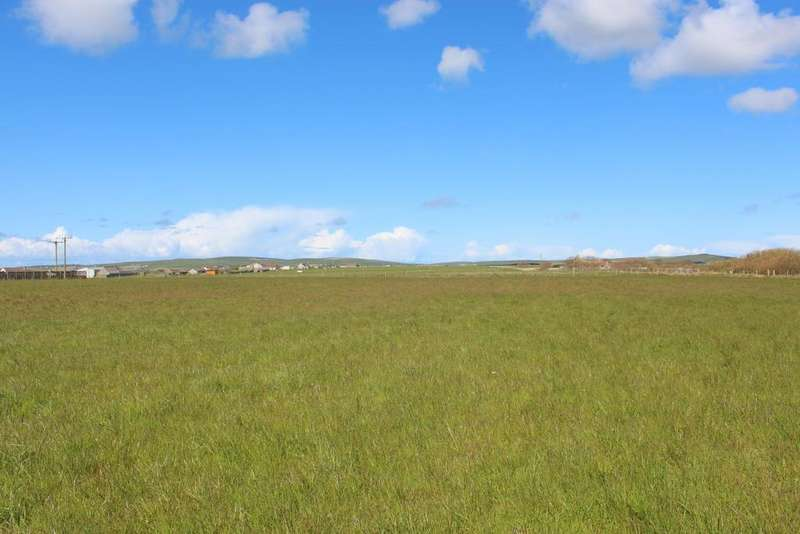 Plot Commercial for sale in Hillside Road, Dounby, Orkney KW17