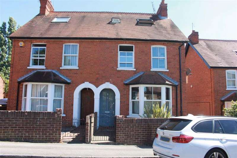 4 Bedrooms Semi Detached House for sale in Belmont Vale, Maidenhead, Berkshire