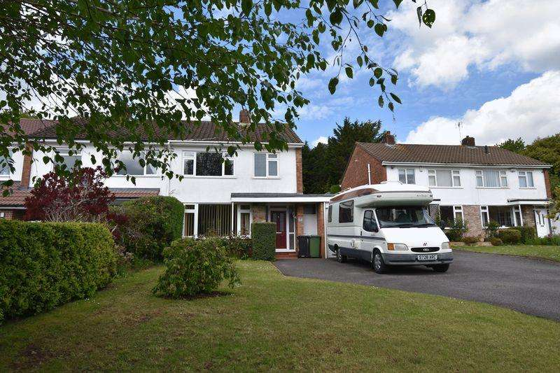 3 Bedrooms Semi Detached House for sale in Charnhill Vale Mangotsfield