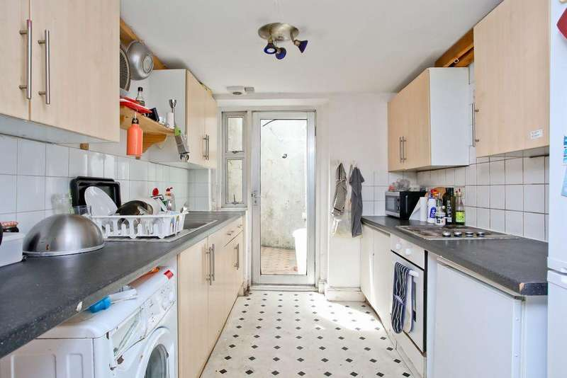 8 Bedrooms Terraced House for rent in Dyke Road, BRIGHTON, East Sussex, BN1