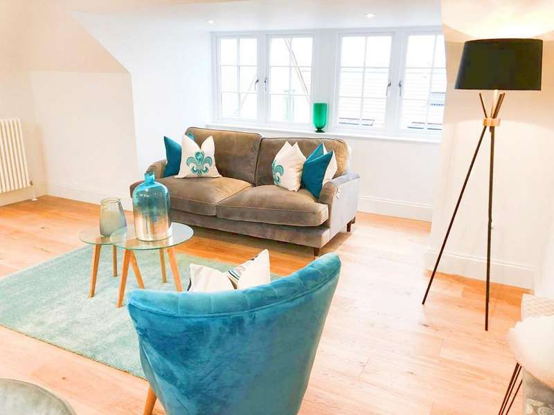 1 Bedroom Apartment Flat for sale in Apartment 8, Archer House, Main Street, Gullane, East Lothian