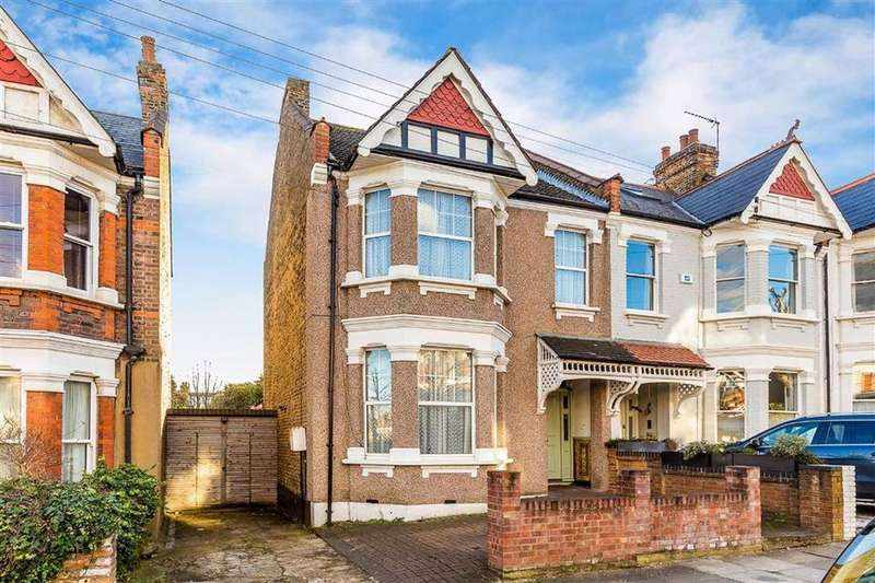 4 Bedrooms End Of Terrace House for sale in Dundonald Road, Queens Park Borders, NW10