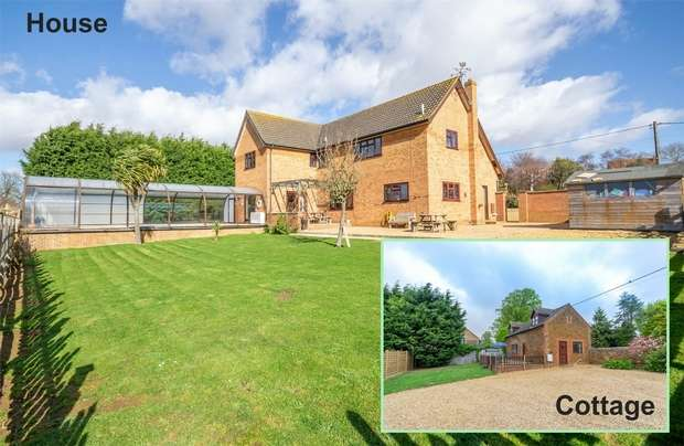 7 Bedrooms Detached House for sale in Heacham
