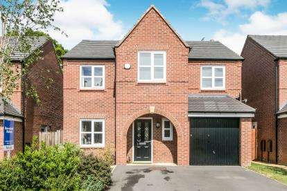 4 Bedrooms Detached House for sale in Willow Hey, Saughall, Chester, Cheshire, CH1