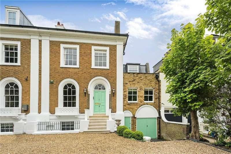 6 Bedrooms House for sale in Castelnau, London, SW13