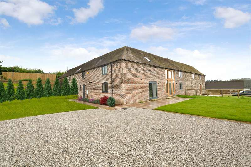 4 Bedrooms Barn Conversion Character Property for sale in Sonnet, Sutton Wood Farm, Shifnal, Shropshire, TF11