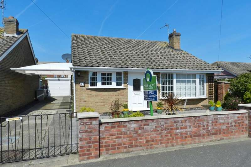 2 Bedrooms Detached Bungalow for sale in Camelot Gardens, Sutton-On-Sea, Mablethorpe, LN12