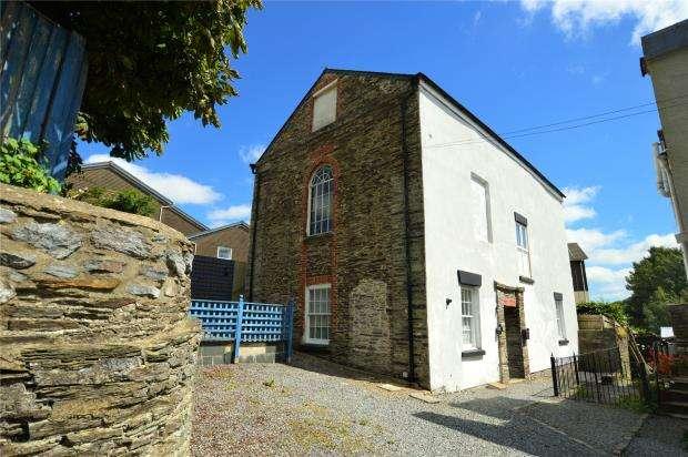 3 Bedrooms Detached House for sale in Silver Street, Buckfastleigh, Devon