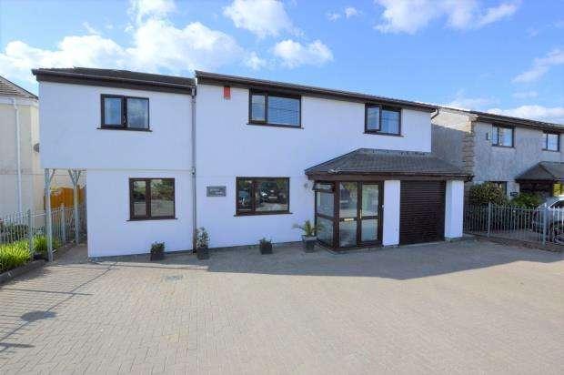 6 Bedrooms Detached House for sale in Gooseberry Lane, Pensilva, Liskeard, Cornwall