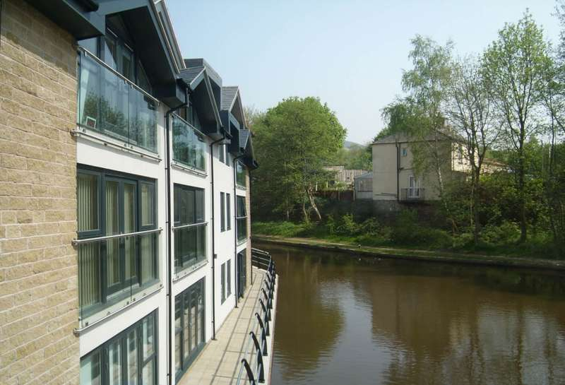 2 Bedrooms Apartment Flat for sale in Knowl Street Lockside Stalybridge