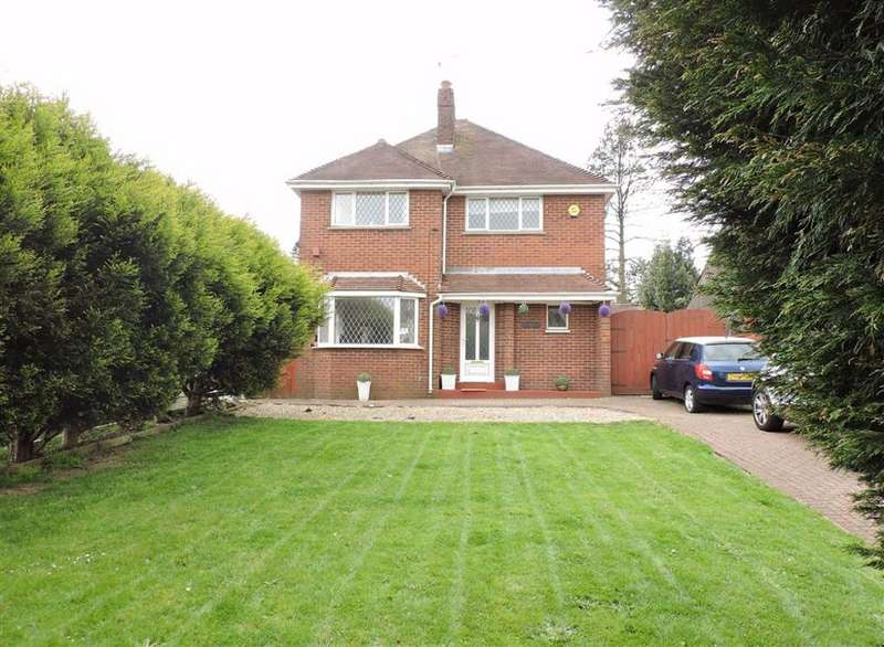 3 Bedrooms Detached House for sale in Llangyfelach Road, Treboeth