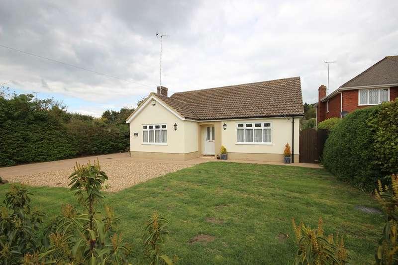 3 Bedrooms Detached Bungalow for sale in Clophill Road, Maulden, Bedford, MK45