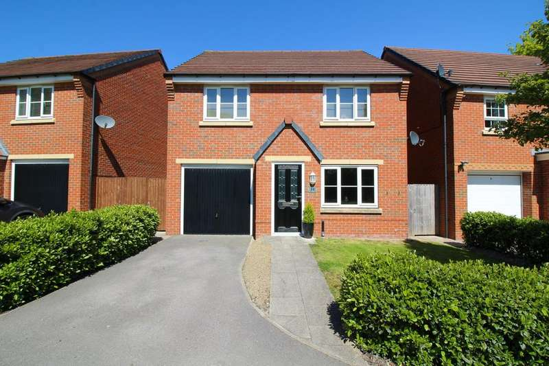 4 Bedrooms Detached House for sale in Willow Road, Thornton-Cleveleys, FY5