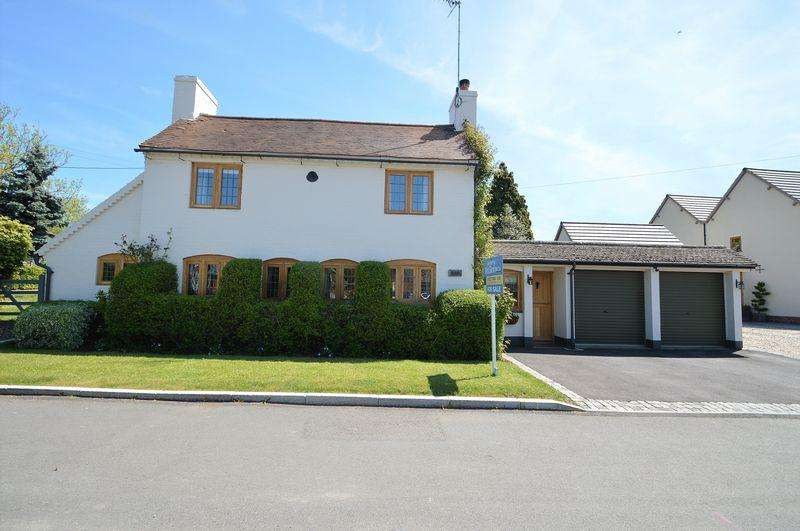 3 Bedrooms Detached House for sale in Pratts Lane, Mappleborough Green