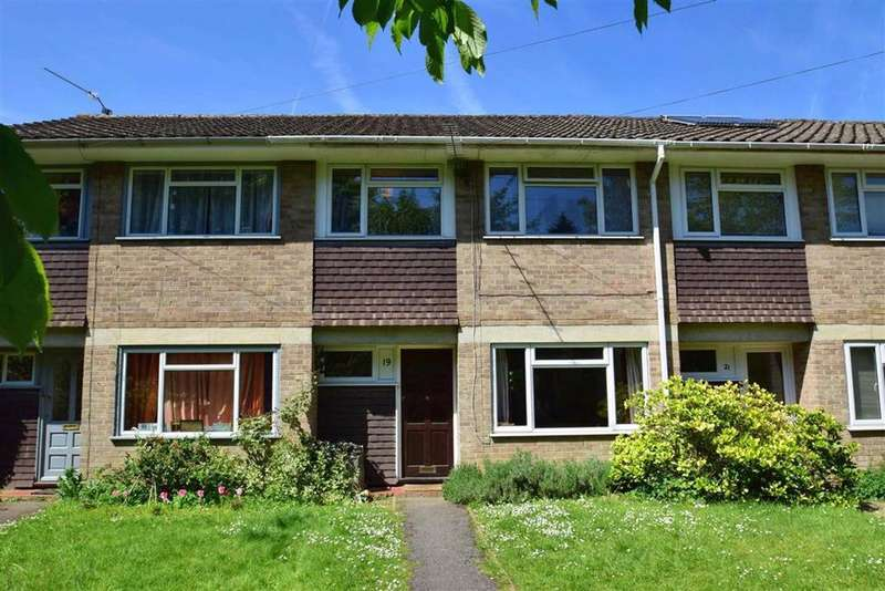 3 Bedrooms Terraced House for sale in Ellesmere Close, Caversham, Reading