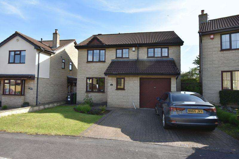 4 Bedrooms Detached House for sale in Colthurst Drive Hanham