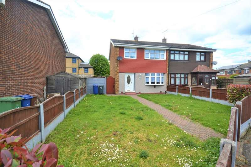 3 Bedrooms Semi Detached House for sale in Church Road, Tilbury