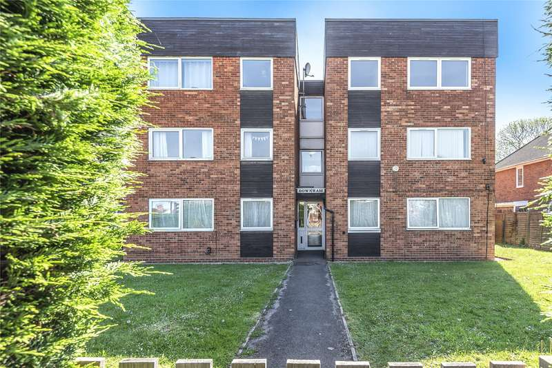 2 Bedrooms Apartment Flat for sale in Downham Court, Shinfield Road, Reading, Berkshire, RG2