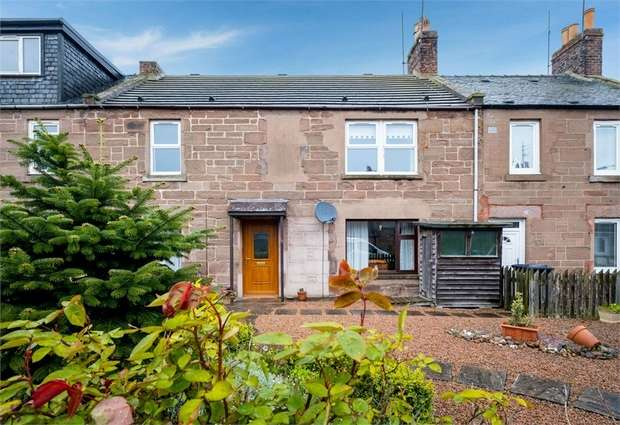 2 Bedrooms Flat for sale in Christies Lane, Montrose, Angus