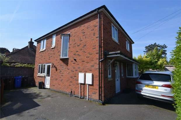 3 Bedrooms Detached House for sale in Smithfield Road, Uttoxeter, Staffordshire