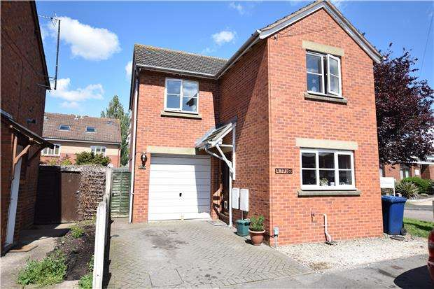 3 Bedrooms Detached House for sale in Victoria Road, Longford, GLOUCESTER, GL2 9EG