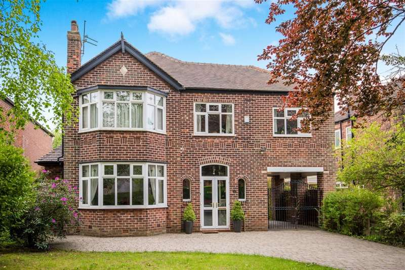 5 Bedrooms Detached House for sale in Chatsworth Road, Eccles, Manchester, M30 9DZ