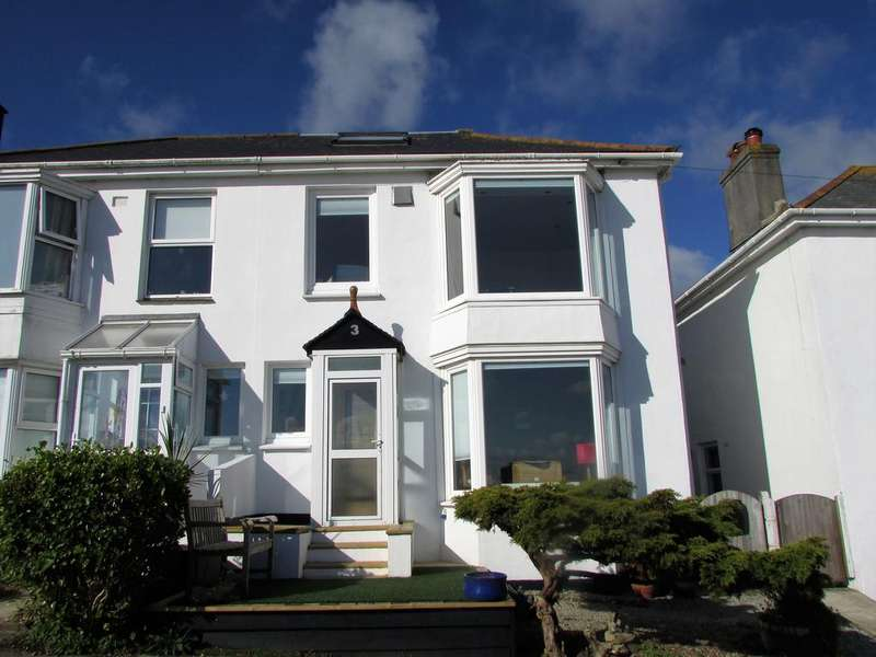 3 Bedrooms Semi Detached House for sale in Higher Gwavas Road, Newlyn TR18