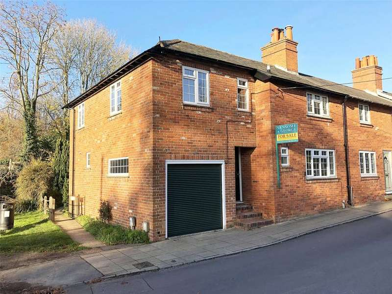 3 Bedrooms End Of Terrace House for sale in Swan Street, Kingsclere, Newbury, Hampshire, RG20