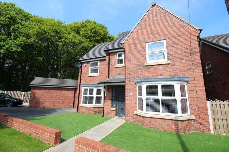 4 Bedrooms Detached House for sale in Rig Drive, Swinton