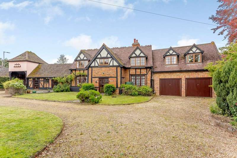 5 Bedrooms Barn Conversion Character Property for sale in Turnpike Lane, Ickleford, Hitchin, SG5