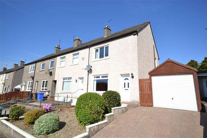 2 Bedrooms Semi-detached Villa House for sale in 51 Glencairn Road, Ayr, KA7 3HJ