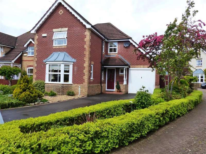 4 Bedrooms Detached House for sale in Penterry Park, Chepstow