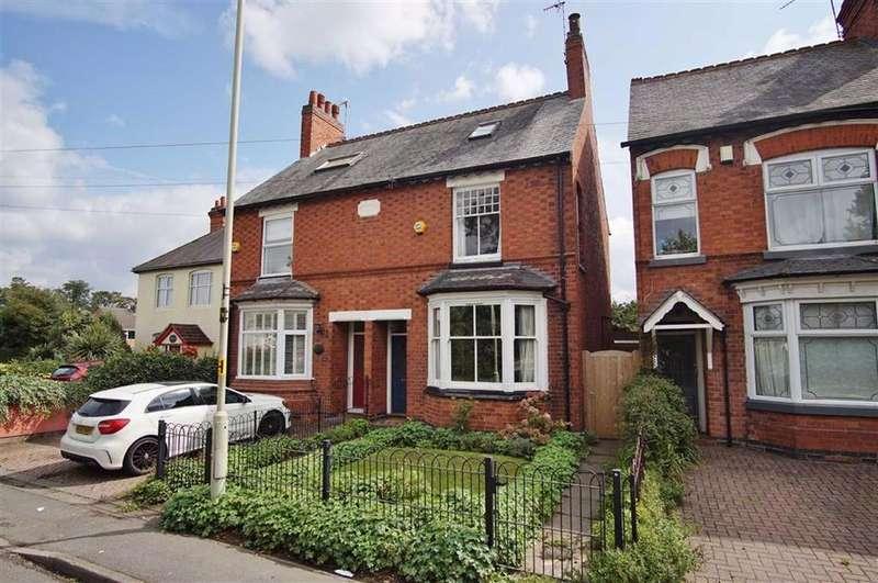 3 Bedrooms Semi Detached House for sale in Kirby Muxloe