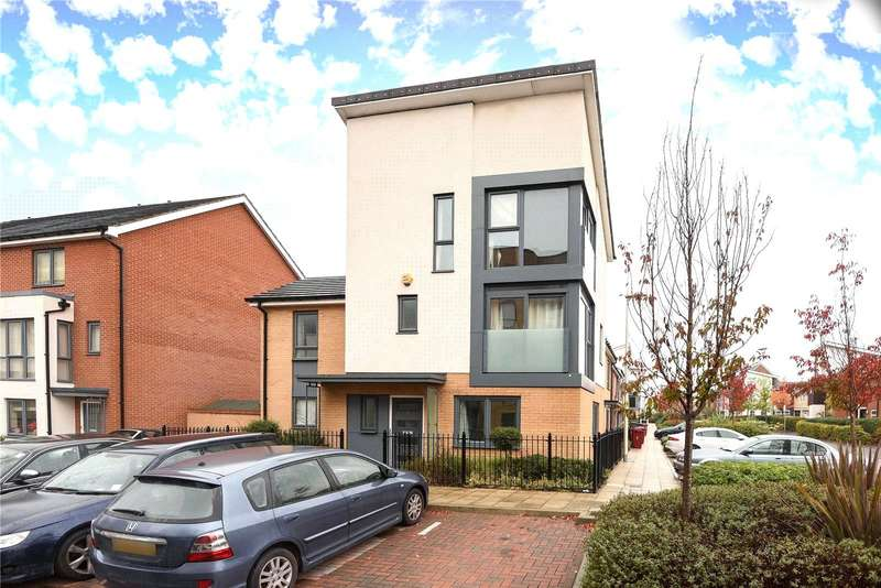 4 Bedrooms House for sale in Drake Way, Reading, Berkshire, RG2