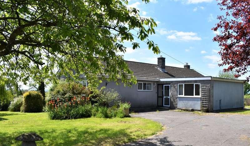 3 Bedrooms Detached Bungalow for sale in Ashton Way, Ashton, Nr Wedmore