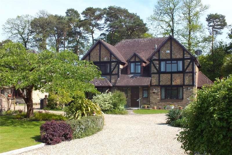 5 Bedrooms House for sale in Bowenhurst Gardens, Church Crookham, Fleet, GU52