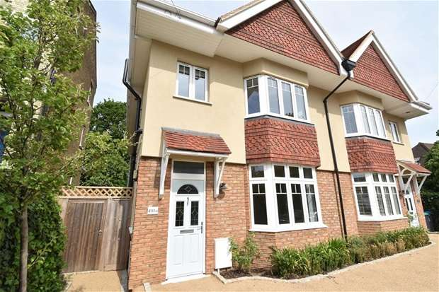 5 Bedrooms Semi Detached House for sale in King Charles Road, Surbiton