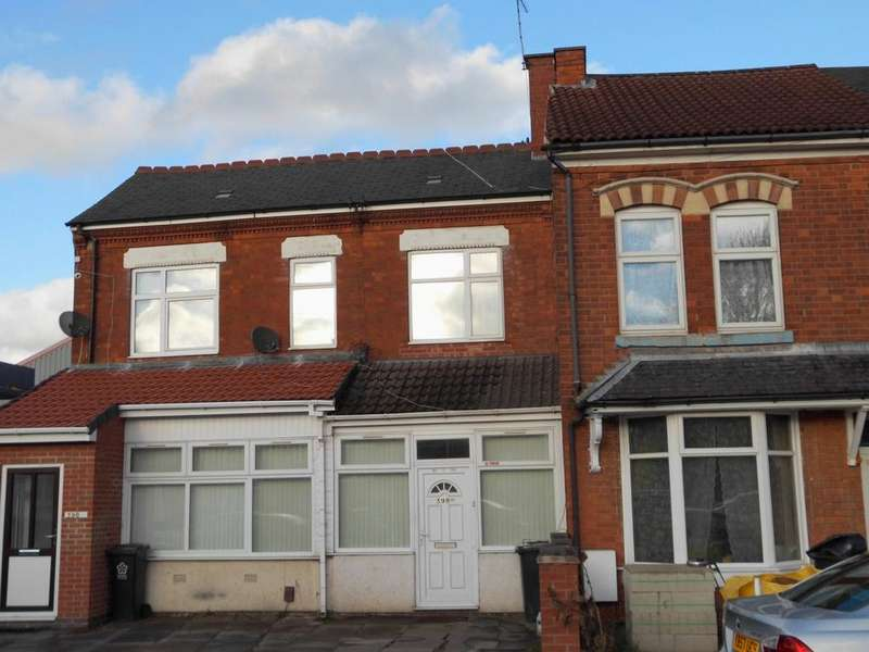 2 Bedrooms Semi Detached House for sale in Gipsy Lane Leicester