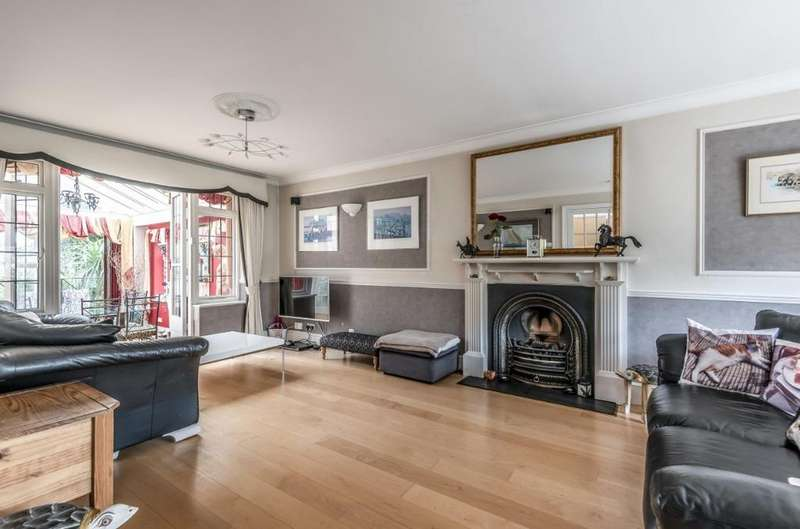 5 Bedrooms Detached House for sale in Brangwyn Avenue, Brighton, East Sussex, BN1