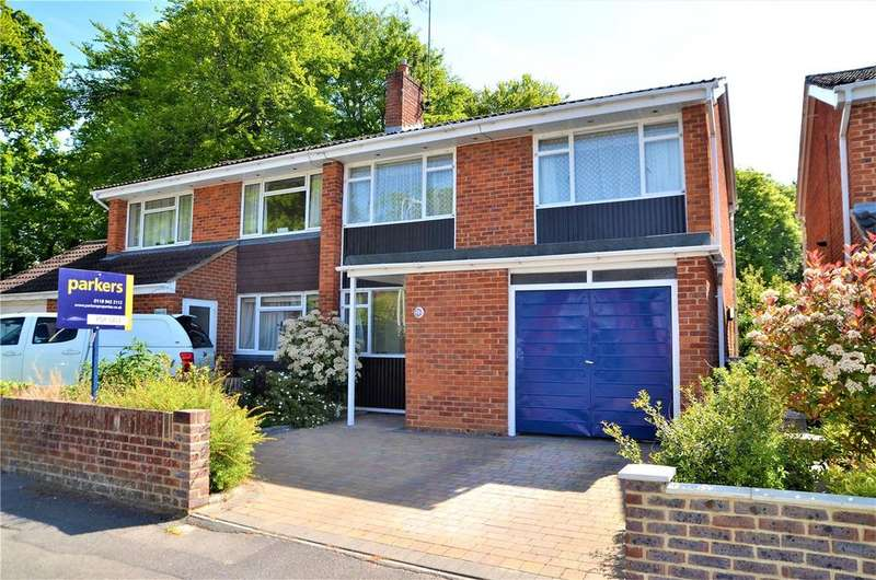3 Bedrooms Semi Detached House for sale in Ullswater Drive, Tilehurst, Reading, Berkshire, RG31