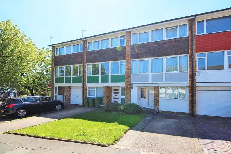 4 Bedrooms Terraced House for sale in Oakways, Eltham SE9 2NZ
