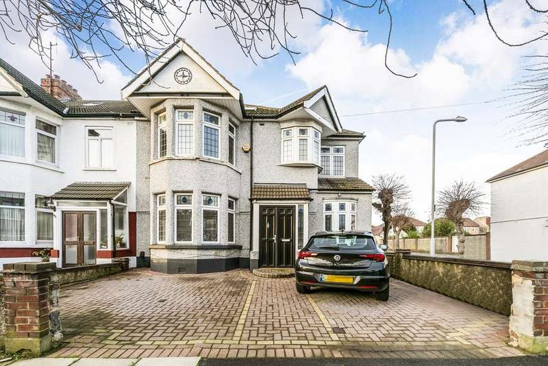 5 Bedrooms End Of Terrace House for sale in Collinwood Gardens, Gants Hill, IG5